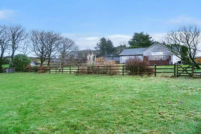 4 Bedrooms Bungalow for sale in Slaughter Bridge, Camelford