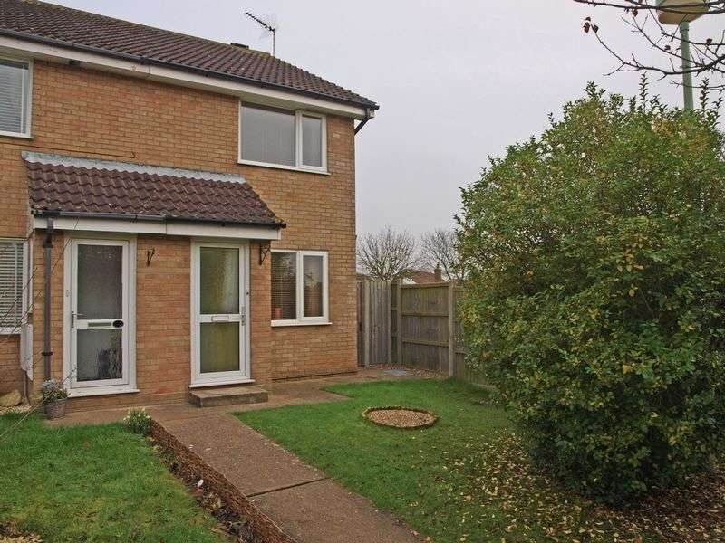 2 Bedrooms Terraced House for sale in Carlton Colville