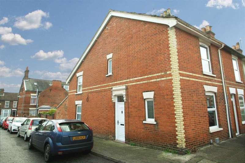3 Bedrooms End Of Terrace House for sale in Vaughan Street, Ipswich
