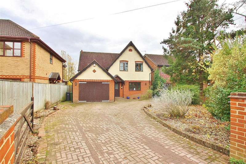 4 Bedrooms Detached House for sale in Kings Road, West End, Woking, Surrey, GU24