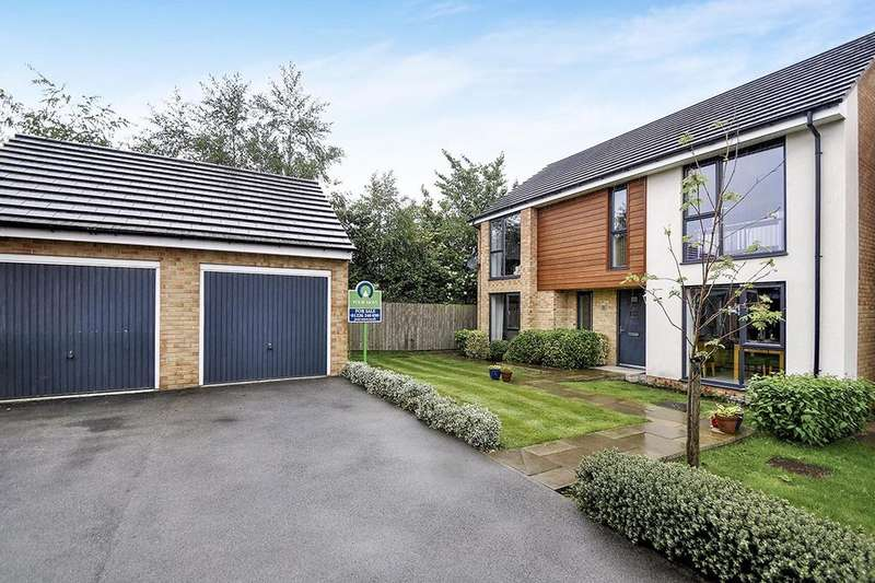 4 Bedrooms Detached House for sale in The Pastures, Royston, Barnsley, S71