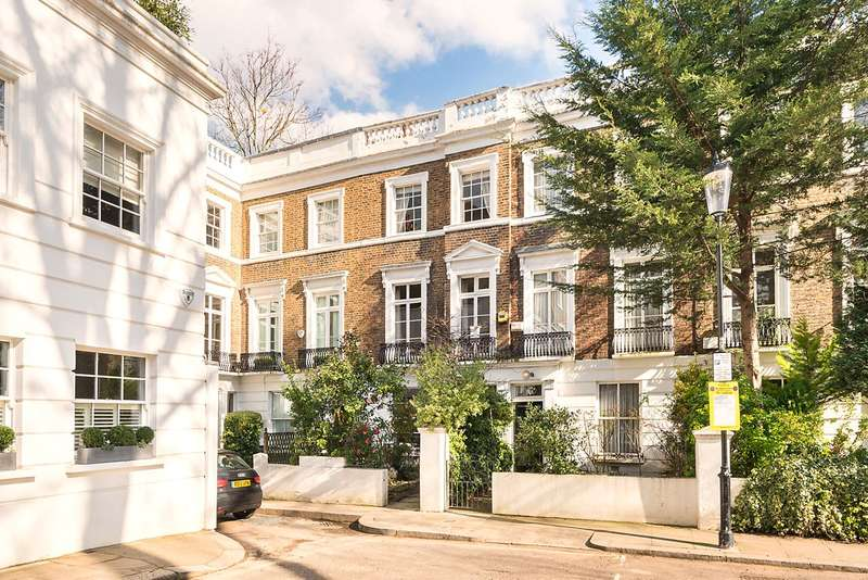 3 Bedrooms Terraced House for sale in Margaretta Terrace, London, SW3