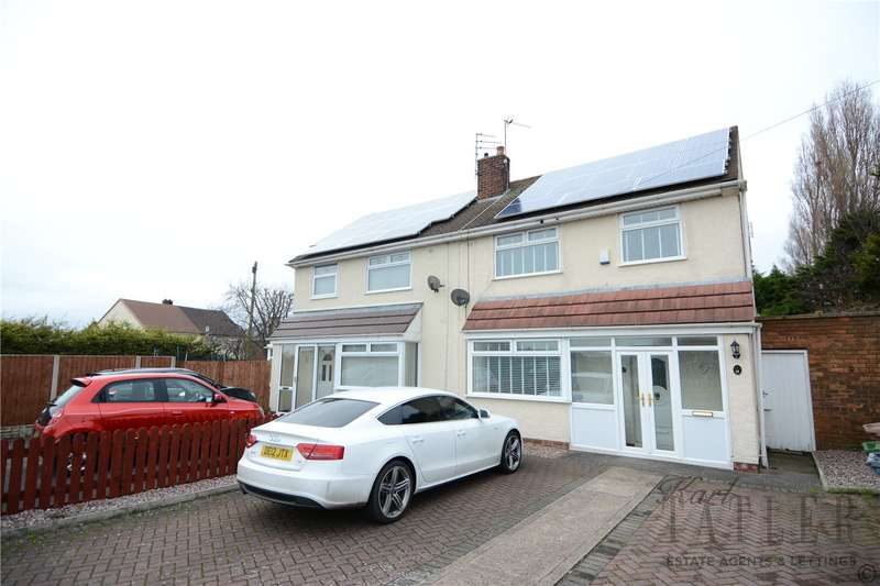 3 Bedrooms Semi Detached House for rent in Town Meadow Lane, Moreton, Wirral