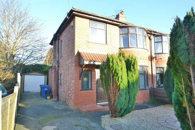 3 Bedrooms Semi Detached House for sale in Cranleigh Drive, Cheadle