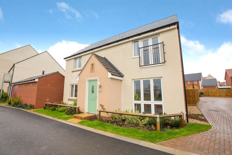 4 Bedrooms Detached House for sale in Oakbeer Orchard, Cranbrook