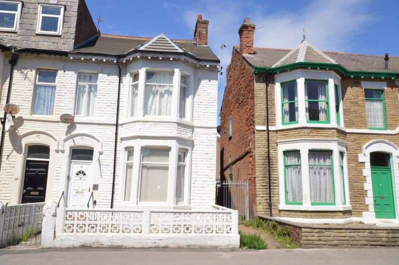 7 Bedrooms End Of Terrace House for sale in Withnell Road, South Shore