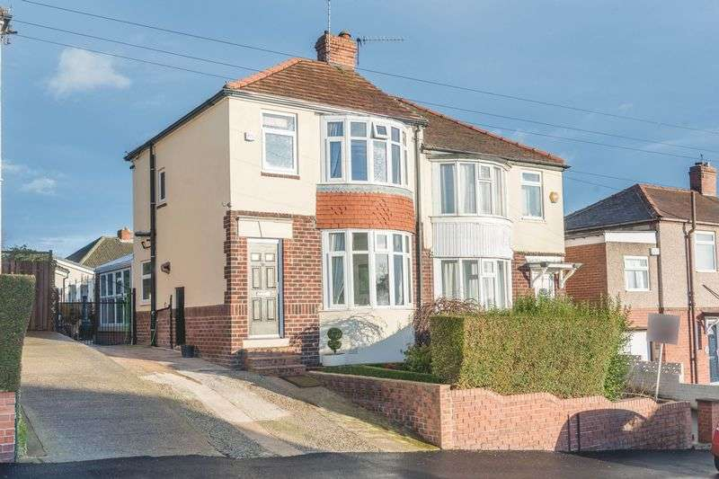 4 Bedrooms Semi Detached House for sale in Lyminster Road, Wadsley Bridge, S6 1HY - Fully Refurbished Throughout & Separate Annexe