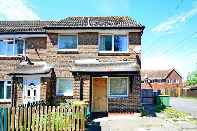 1 Bedroom House for sale in Ashwell Close, Beckton, E6