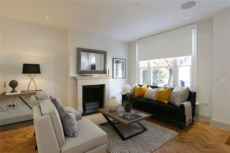 6 Bedrooms Terraced House for sale in Bovingdon Road, London, SW6