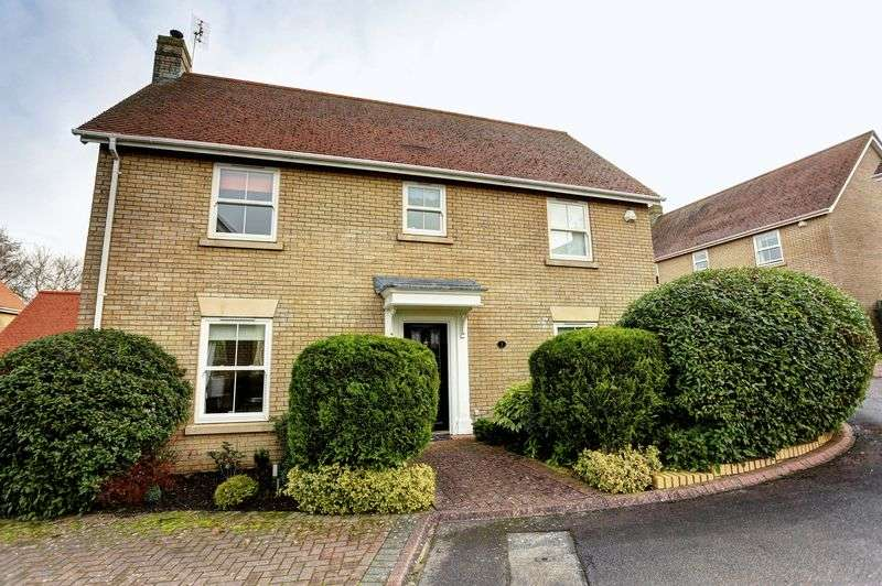 4 Bedrooms Detached House for sale in Lion Court, Haddenham