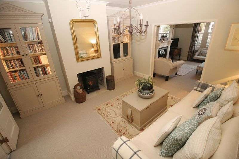 4 Bedrooms Terraced House for sale in Midland Road, Olney