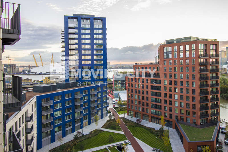 1 Bedroom Flat for sale in Java House, City Island, Canning Town