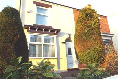 3 Bedrooms Terraced House for rent in Chantrey Road, Sheffield, S8 8QU