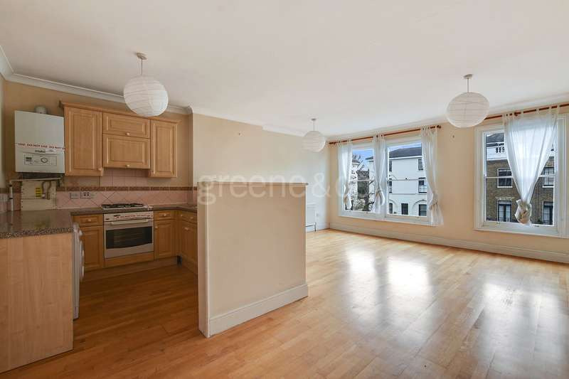 1 Bedroom Flat for sale in Fortess Road, Kentish Town, London, NW5