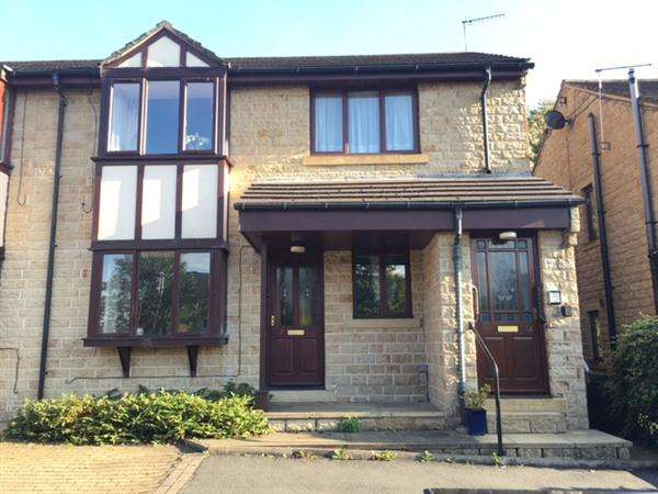 2 Bedrooms Apartment Flat for sale in Waingate, Huddersfield