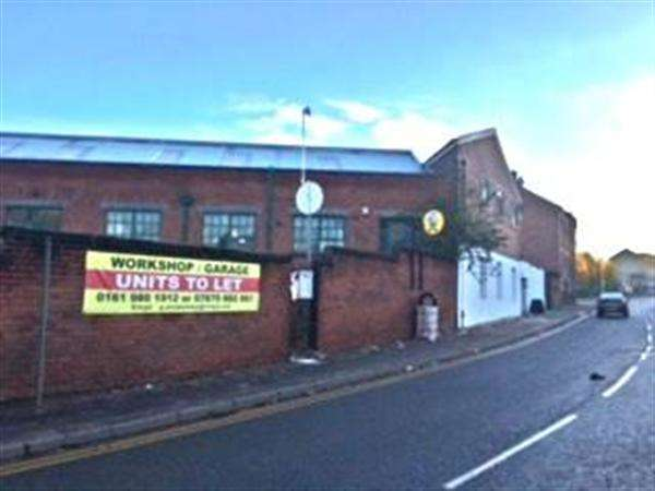 Commercial Property for sale in Cobden St, Salford