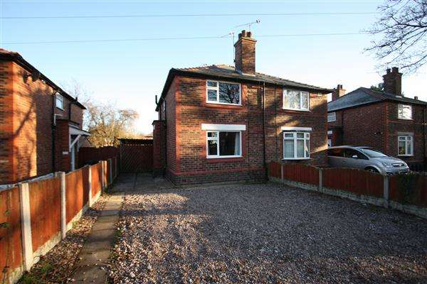 2 Bedrooms Semi Detached House for sale in Stamford Street, Ellesmere Port