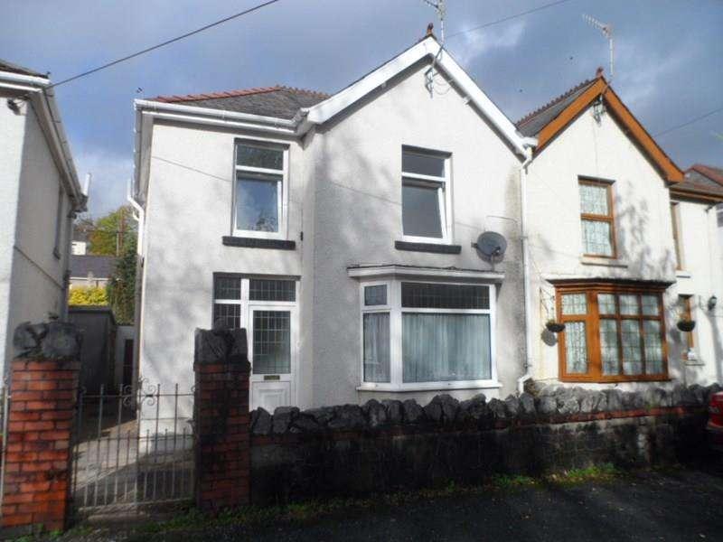 3 Bedrooms Semi Detached House for sale in Deeley Road, Ystalyfera, Swansea