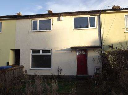 3 Bedrooms End Of Terrace House for sale in Cawood Square, Brinnington, Stockport, Cheshire