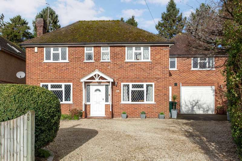5 Bedrooms Detached House for sale in Fernbrook Road, Caversham Heights