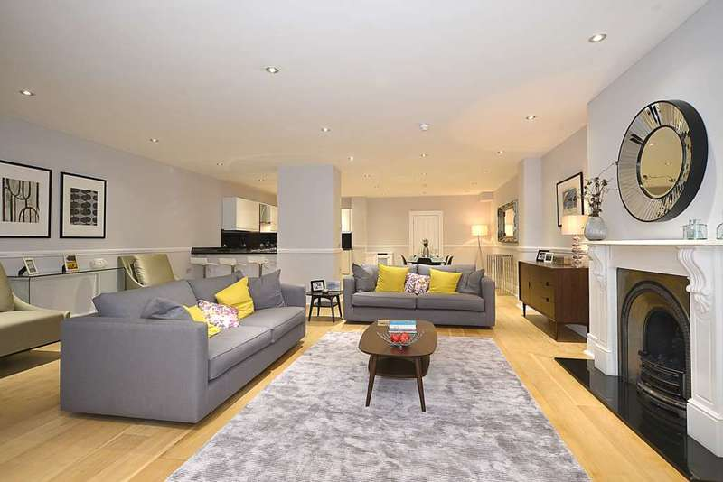 2 Bedrooms Apartment Flat for sale in Earls Court Square, Earl`s Court