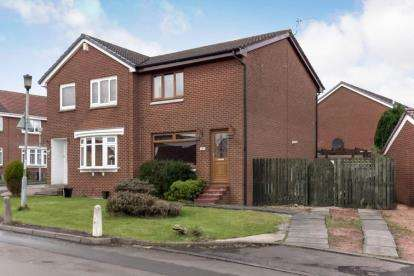 2 Bedrooms Semi Detached House for sale in Lochview Drive, Hogganfield
