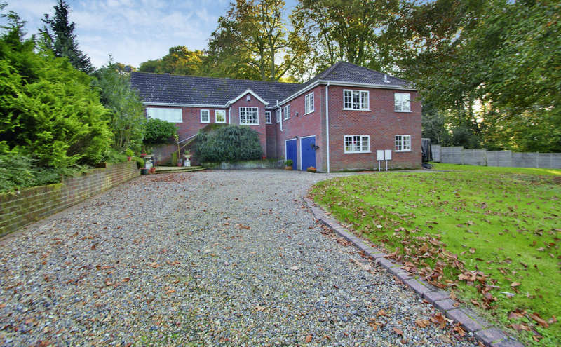 3 Bedrooms Detached House for sale in Bulwer Road, Buxton