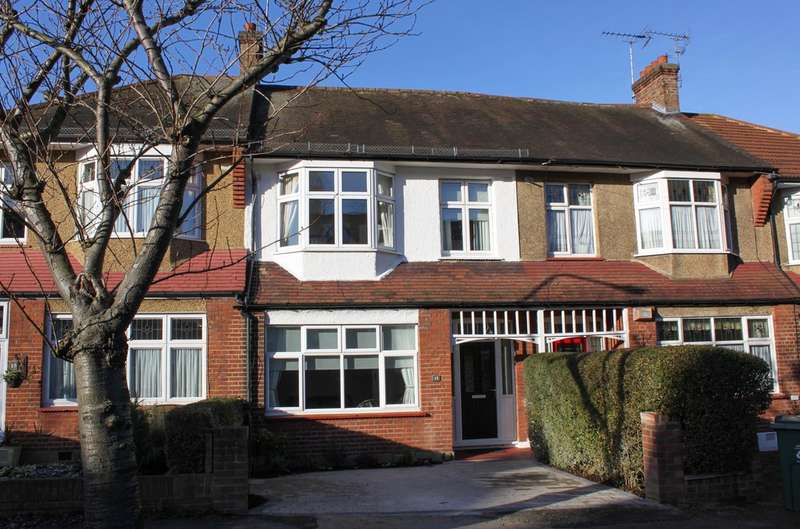 3 Bedrooms Terraced House for sale in Oak Hill Crescent, Woodford Green