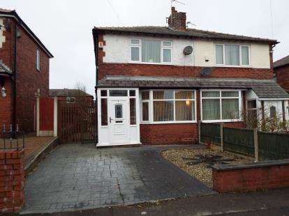 2 Bedrooms Semi Detached House for sale in Weldon Avenue, Bolton, Greater Manchester, BL3