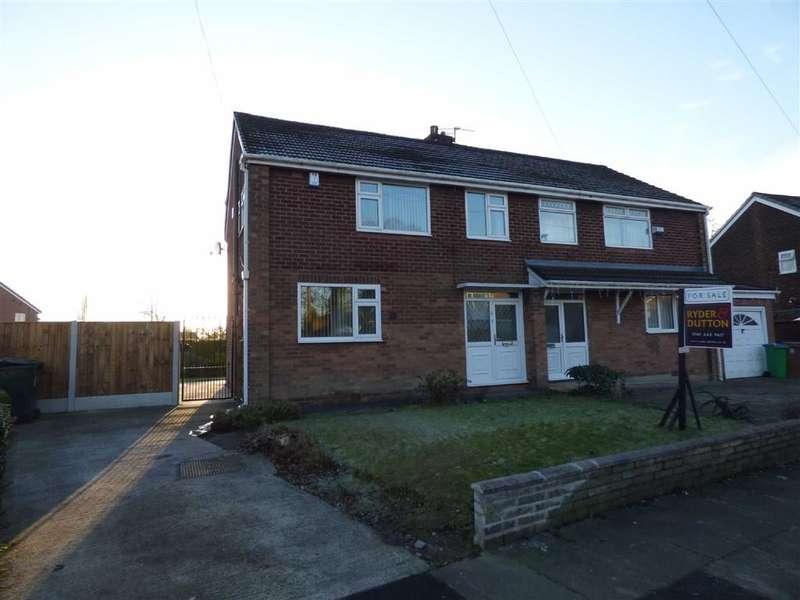 3 Bedrooms Property for sale in Boardman Fold Road, Alkrington, Manchester, M24