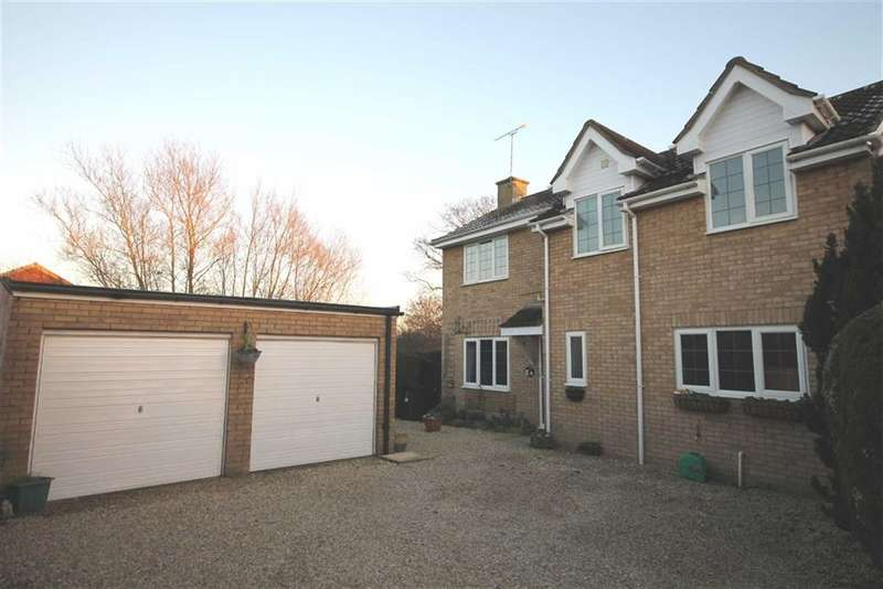 4 Bedrooms Property for sale in Brandon Close, Grange Park, Swindon