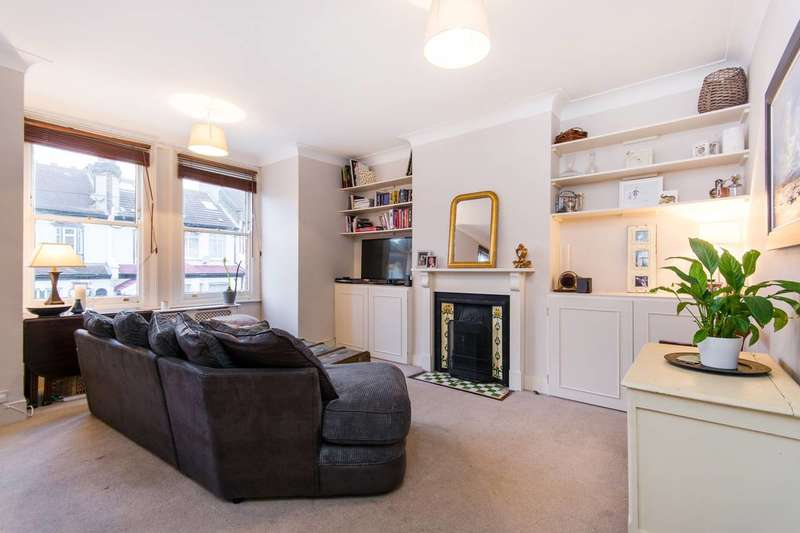 3 Bedrooms Flat for sale in Ribblesdale Road, Furzedown, SW16