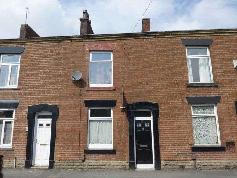 2 Bedrooms Terraced House for sale in Balfour Street, Oldham