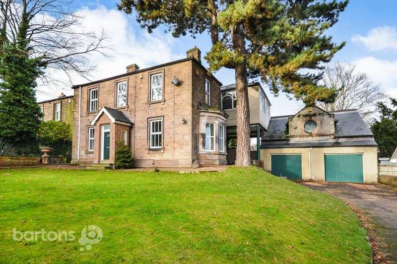 5 Bedrooms Detached House for sale in Whiston Grove, Moorgate, Rotherham