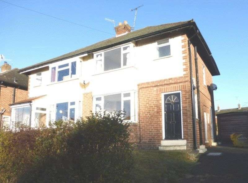 3 Bedrooms Semi Detached House for sale in Forest View Road, East Grinstead