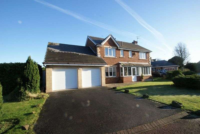 4 Bedrooms Detached House for sale in St. Ives Close, Middlesbrough