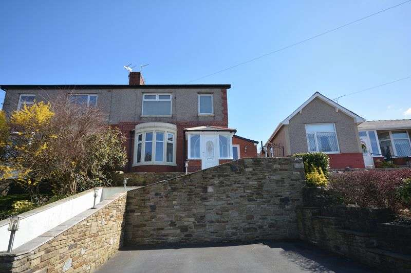 3 Bedrooms Semi Detached House for sale in Whalley Road, Clayton Le Moors