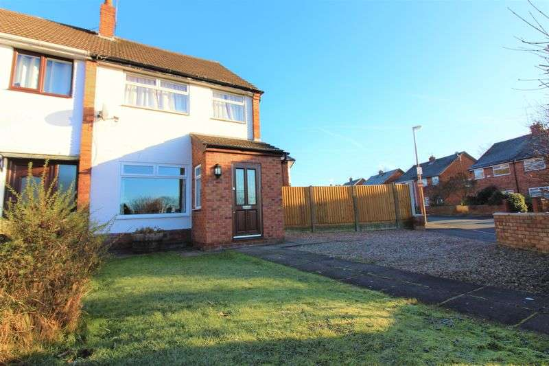 3 Bedrooms Terraced House for sale in Mannings Lane South, Hoole, Chester