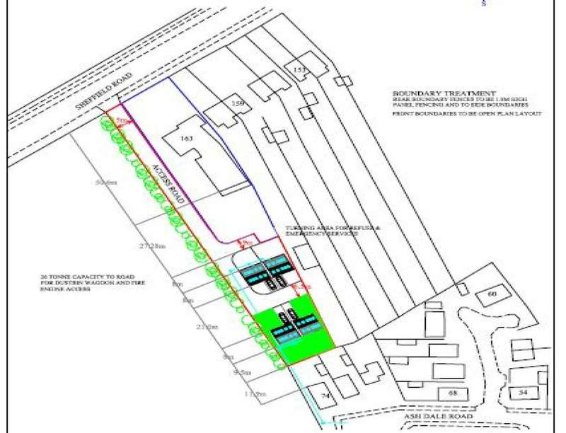 Land Commercial for sale in Sheffield Road, Warmsworth, Doncaster, DN4