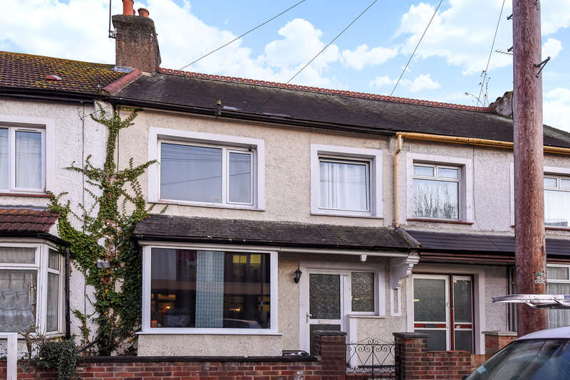 3 Bedrooms Terraced House for sale in Croydon, Surrey