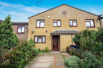 3 Bedrooms Terraced House for sale in Ramsey Close, West Hendon, London, United Kingdom