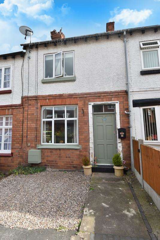 3 Bedrooms Terraced House for sale in Walton Road, Bromsgrove