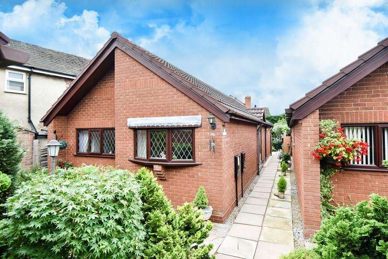 2 Bedrooms Detached Bungalow for sale in Redditch Road, Bromsgrove