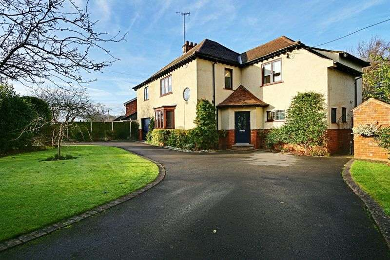 4 Bedrooms Detached House for sale in Horkstow Road, Barton-Upon-Humber