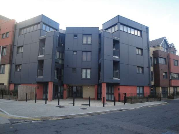 2 Bedrooms Apartment Flat for sale in Invito House Bramley Crescent, Gants Hill, Ilford, IG2