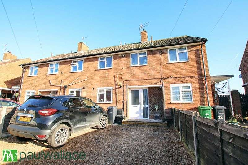2 Bedrooms Flat for sale in Wavell Close, Cheshunt