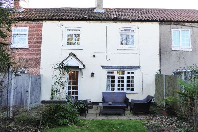 2 Bedrooms Cottage House for sale in Lawson Square, Blyth, Worksop