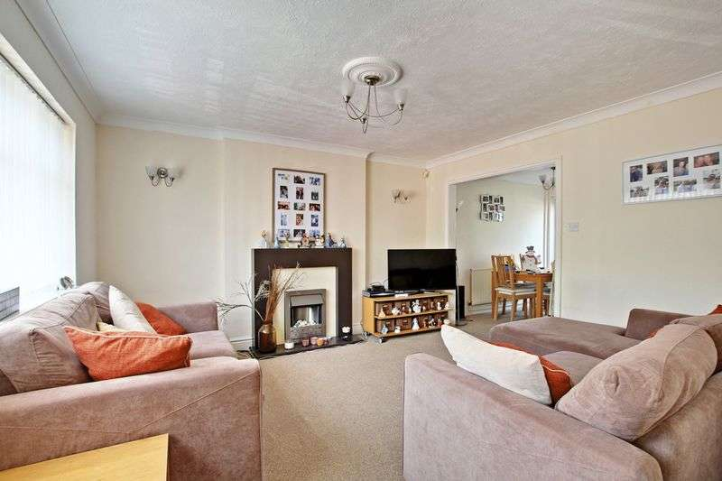 3 Bedrooms Semi Detached House for sale in Green Island, Bilton