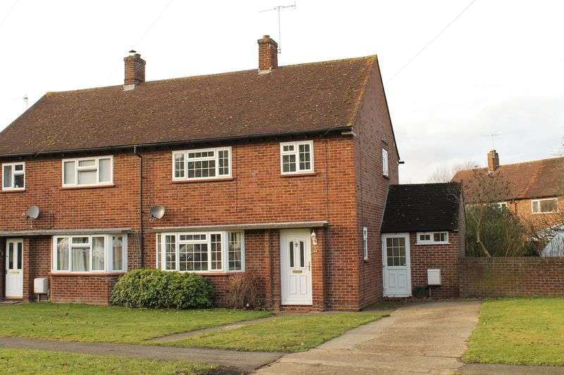 3 Bedrooms Semi Detached House for sale in Burpham