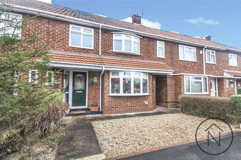 3 Bedrooms Terraced House for sale in Skipton Road, Billingham